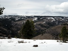 Views from the Colockum Road in Kittitas County, Washington