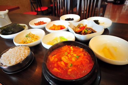 Gimchi Jigae, Gwangju