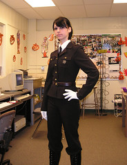 Anime Prussian Officer