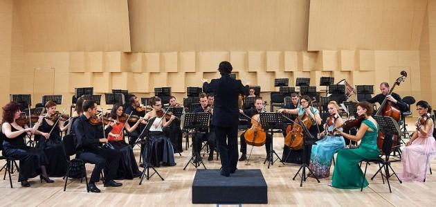 Kamerata Kronstadt în concert la Musica Barcensis
