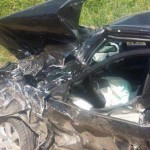 FOTO Secretarul de stat brașovean Roxana Mînzatu, implicată într-un accident grav de circulație