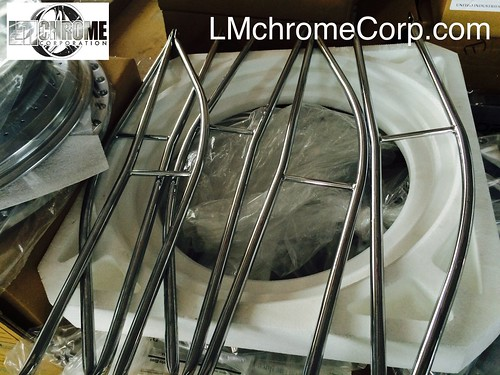 """Production Plating Available - small runs, large runs, onetime runs - on steel or aluminum - polish chrome finish or straight plating. We do chrome , nickle or copper plating. Call us for a quote today. • <a style=""""font-size:0.8em;"""" href=""""http://www.flickr.com/photos/134158884@N03/19269694613/"""" target=""""_blank"""">View on Flickr</a>"""