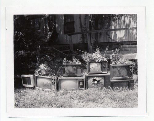 Televisions from days gone by