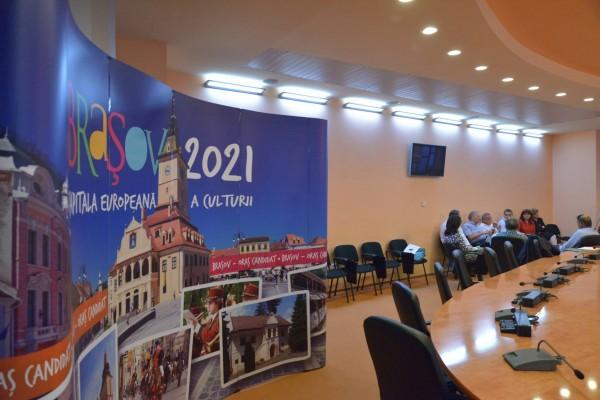 """""""Braşov 2021"""", subiect de examen pentru şefii teatrelor, Operei şi Filarmonicii Braşov"""