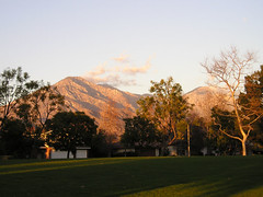Mountains in Park