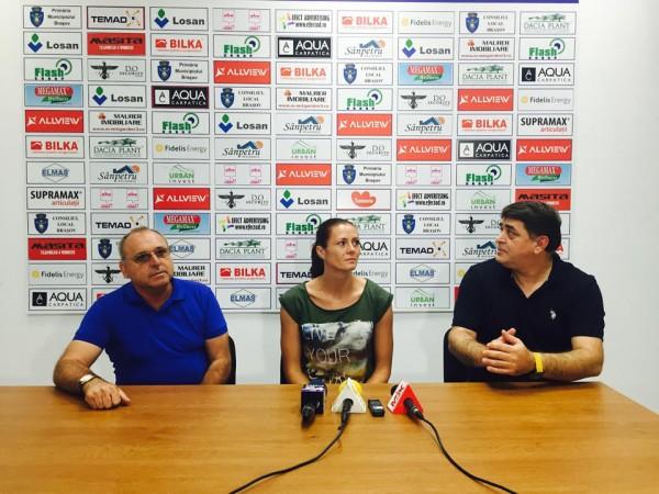 Carmen Cartaş,  noul transfer al Coronei Braşov