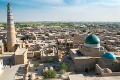 Desert city. Khiva