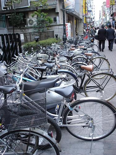 tokyo bicycles