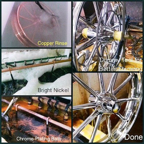 """Chrome plating motorcycle wheels / rims • <a style=""""font-size:0.8em;"""" href=""""http://www.flickr.com/photos/134158884@N03/20505745982/"""" target=""""_blank"""">View on Flickr</a>"""