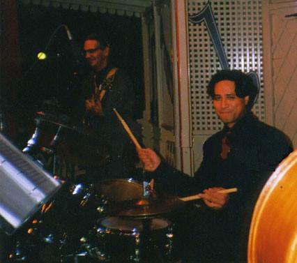with big band at disneyland