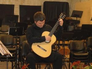 """""""Canciones, danzas y recuerdos"""" – recital de chitară la Castelul Bran"""