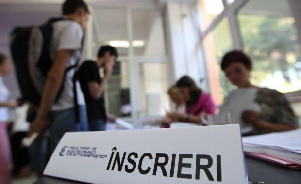 """Înghesuială pe locurile de la """"Transilvania"""": La Medicină sunt deja 3 pe un loc"""