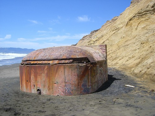 Fire control bunker, 2006
