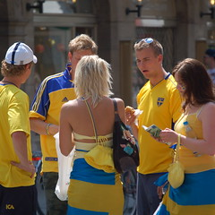 FIFA 2006 Swedish Invasion in Munich (Worldcup...