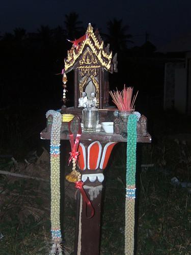 Spirit house @ Bo Phut, Thailand