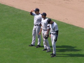 A-Rod, Cano and Jeter