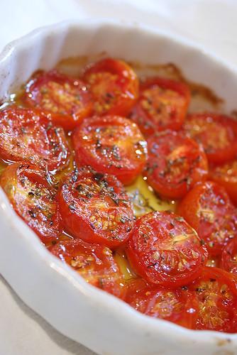 Summer Tomato Tart - 5