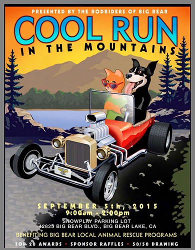 """BIG BEAR CA USA - """"The Cool Run In The Mountains"""" September 5 Saturday 9a.m. to 2 PM - top 20 awards , raffles. 50/50  raffle - all vehicles welcome credit: www.SoCalCarCulture.com • <a style=""""font-size:0.8em;"""" href=""""http://www.flickr.com/photos/134158884@N03/20941610228/"""" target=""""_blank"""">View on Flickr</a>"""