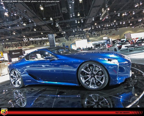 """LOS ANGELES CA USA - """"LA Auto Show""""  OPEN TO THE PUBLIC - NOVEMBER 20-29, 2015 - Open on Thanksgiving - • <a style=""""font-size:0.8em;"""" href=""""http://www.flickr.com/photos/134158884@N03/22909341709/"""" target=""""_blank"""">View on Flickr</a>"""