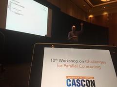 CASCON Parallel Workshop