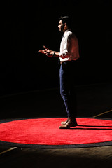 Faiz Saulat @ TEDxUGA 2018: Connect