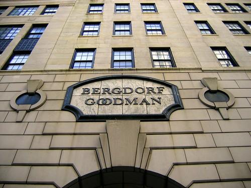 Bergdorf Goodman.