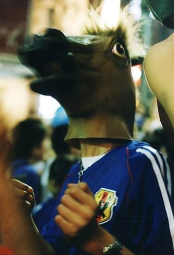Tokyo World Cup mania