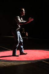Ranger Nick @ TEDxUGA 2018: Connect