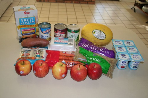 Food for the week1