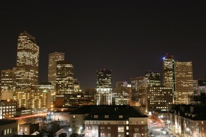 Denver Nightscape