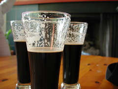 Gulf Islands Brewery Salty Isle Stout