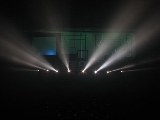 Urinetown! 2007: The Cops in the Dark Scene