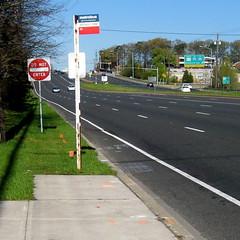 End of the Sidewalk