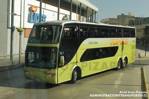 Tur Bus - Viña del Mar - Modasa Zeus / Mercedes Benz (DLZC77)