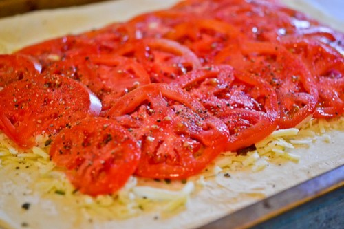 Tomato, Bacon & Gruyere Tart-8