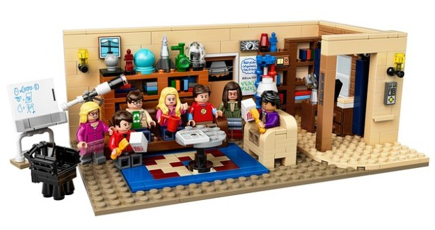 21302 LEGO Ideas #10 The Big Bang Theory