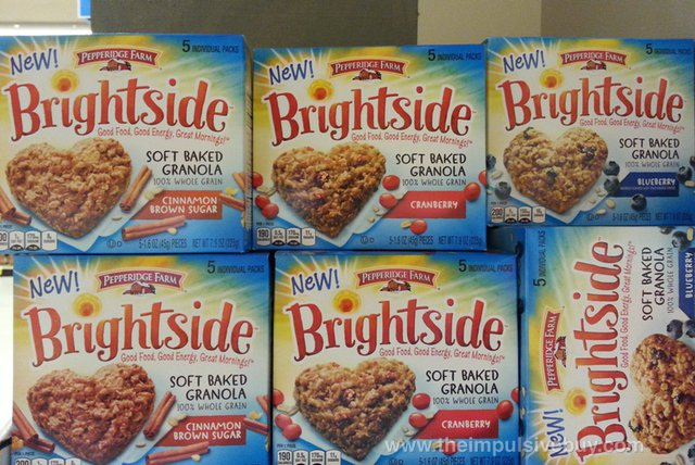 Pepperidge Farm Brightside (Cinnamon Brown Sugar, Cranberry, and Blueberry)