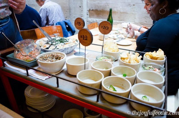 State  Bird Provisions - San Francisco, CA