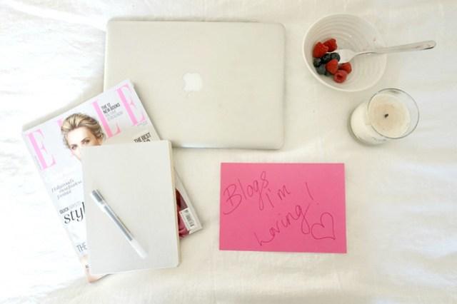 Blogs I'm loving!