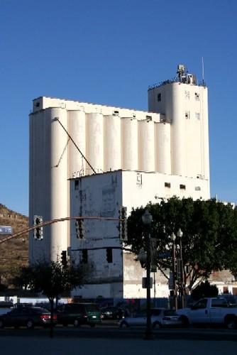 One of my favorite landmarks -- the Hayden Mill