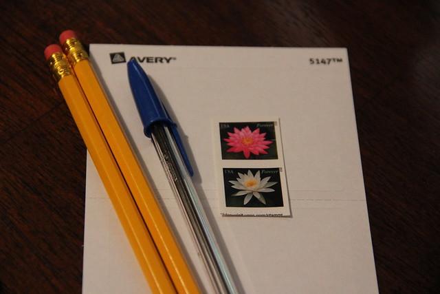 Envelope exchange