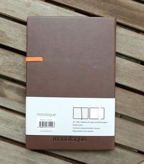 Monologue notebooks 201506