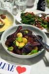 Sydney Food Blog Review of Luxe, Wollahra: Balsamic Glazed Duck