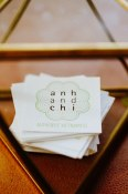 7. Anh and Chi business cards [photo by Vy Tran Photography]