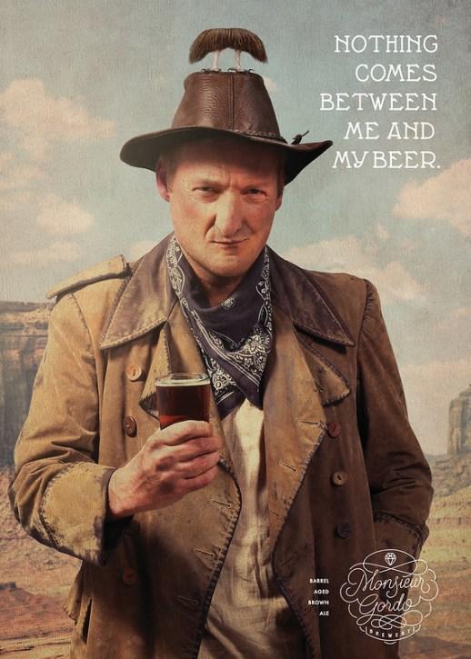 Monsieur Gordo Brewery - Moustaches 2