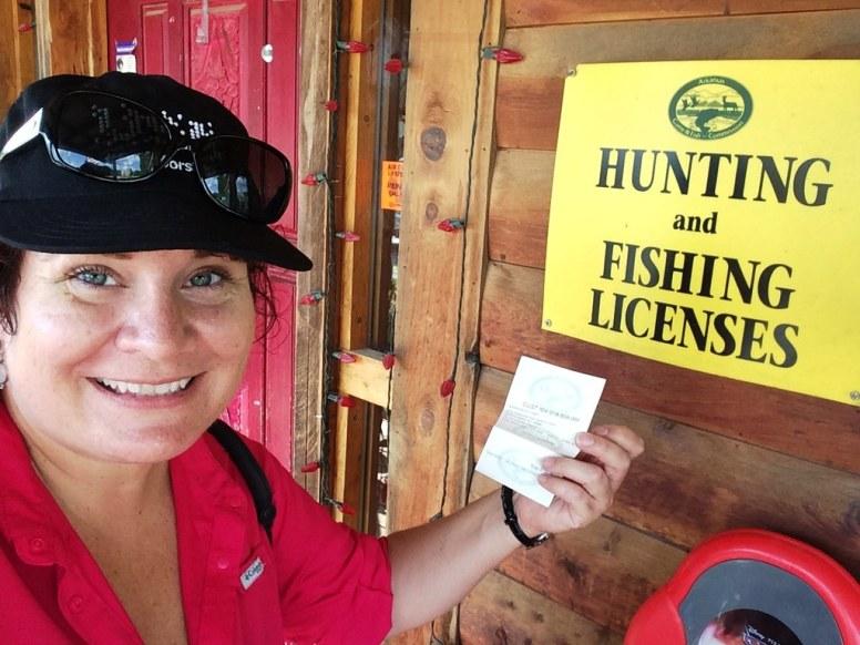 Floating the buffalo national river in arkansas solo for Arkansas fishing license
