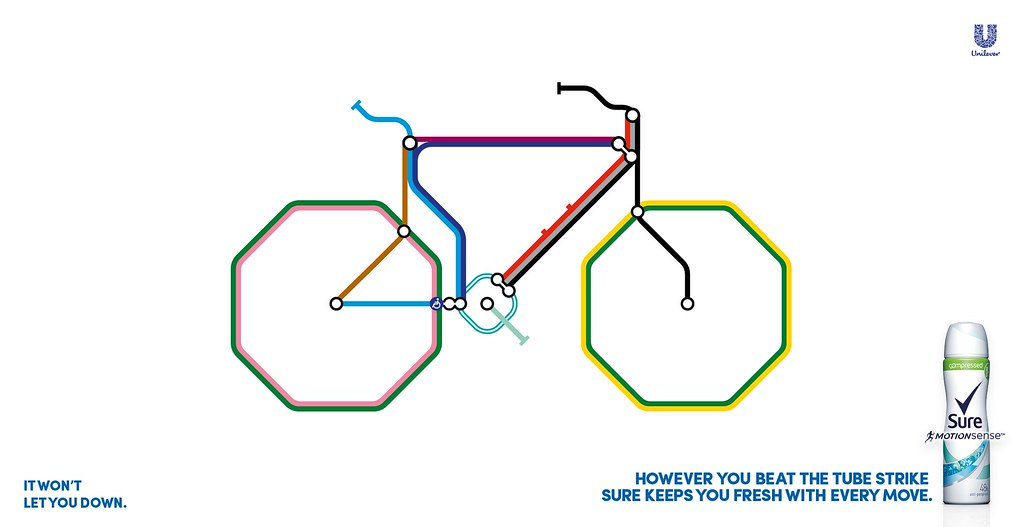 Sure - Tube strike Bike
