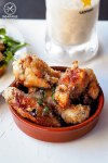 Review of Milk Bar by Cafe is by Sydney Food Blog Insatiable Munchies: Freaking Awesome Wings, $4.95