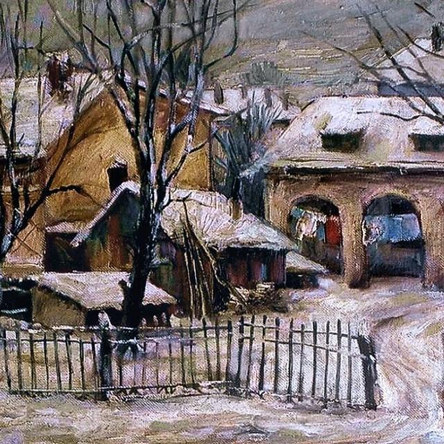 peisaj din Roman - Mihai Olteanu
