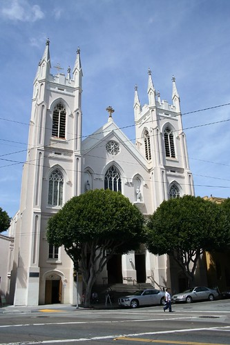 St. Francis of Assisi church